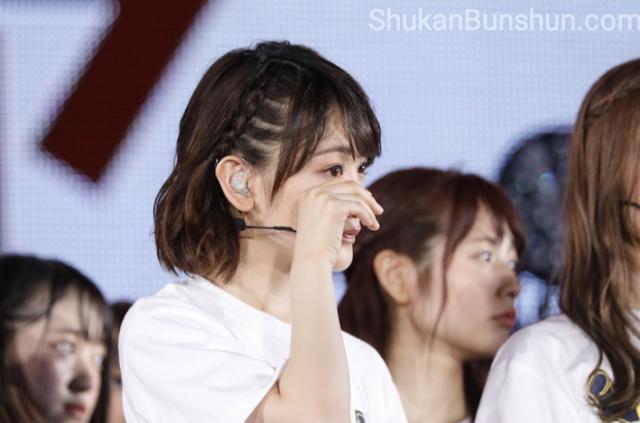 Nogizaka46 Ikoma Rina Keluar Graduate