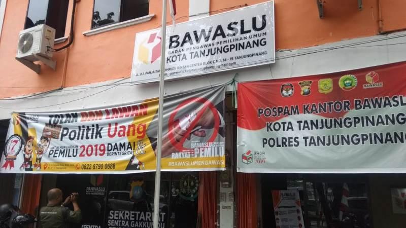 Bawaslu Tanjungpinang Temukan 26 Orang Calon Pemilih Tidak Terdata PPDP