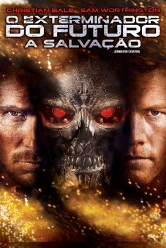 O Exterminador do Futuro: A Salvação Torrent – BluRay 720p/1080p Dual Áudio