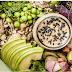 اطعمة نباتية تحتوي على جميع العناصر الغذائية