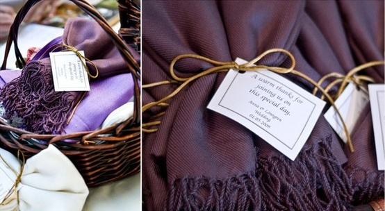 The Latest Wedding Favor Trends Tapestry House
