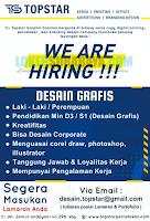 Lowongan Kerja di CV. Topstar Graphic Solution Surabaya 2019