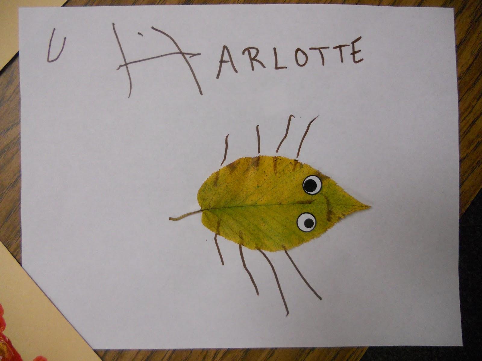 Create Art With Mrs P Preschool Leaf Exploration