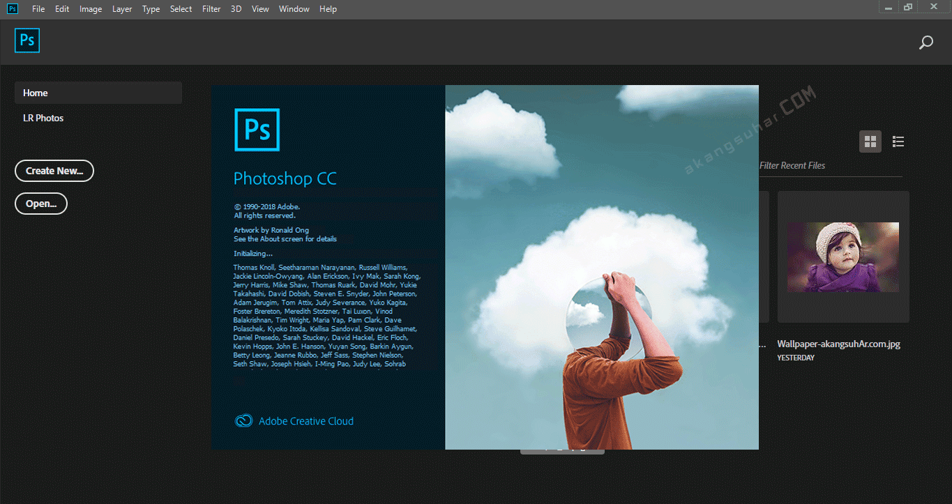 Free Download Adobe Photoshop CC 2019 Final Full Version