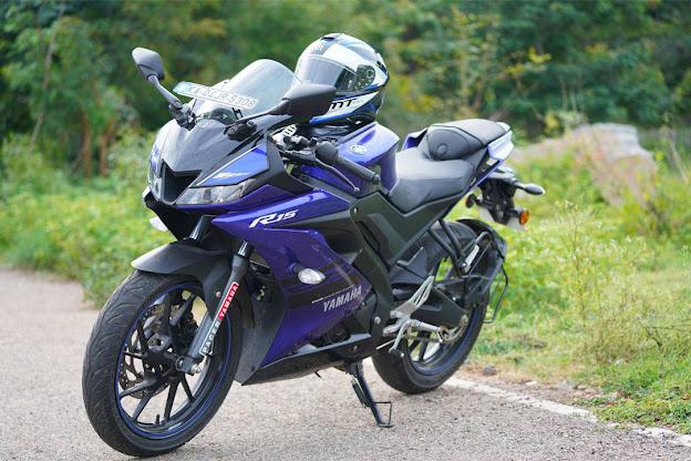 Yamaha YZF R15 BadBoy Jalanan