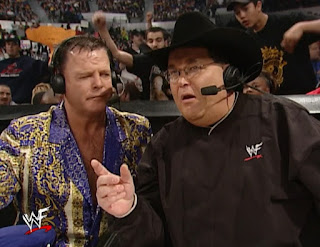 WWE / WWF Vengeance 2001 - Jim Ross & Jerry 'The King' Lawler called the event