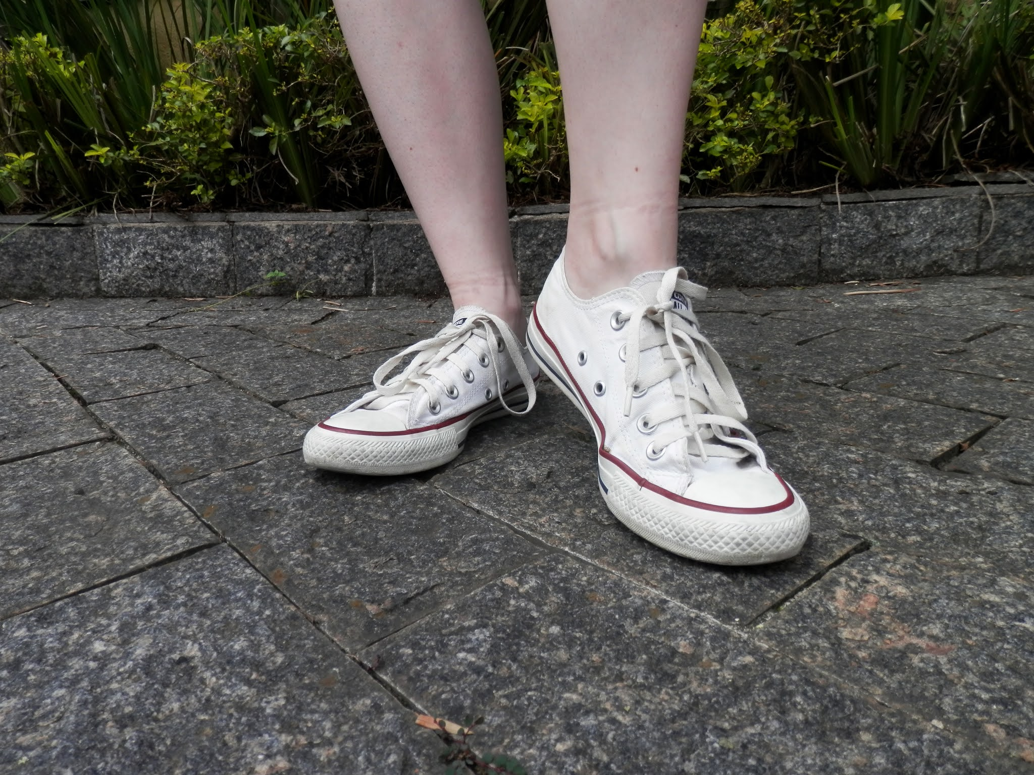 look com all star branco
