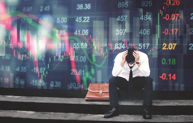 financial firms betting on coronavirus outbreak bill ackman market crash short stocks