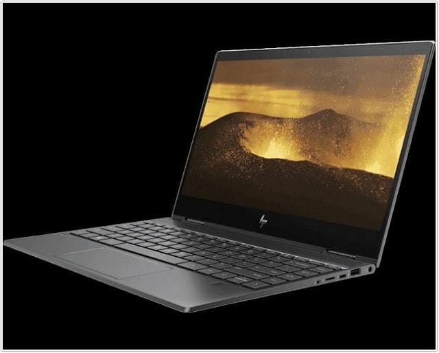 HP Envy x360 13-AR0107AU;HP Envy x360 13-AR0107AU, Laptop dengan AMD Ryzen Terbaru;