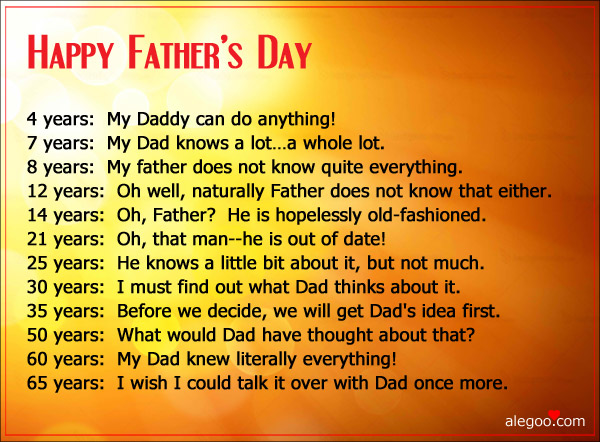 fathers Day messages and quotes