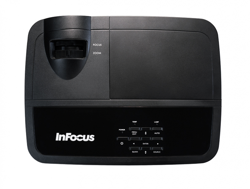 InFocus IN116x Projector Top
