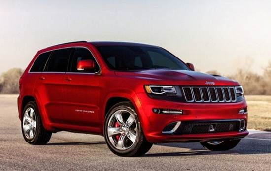 2017 Jeep Grand Cherokee Redesign