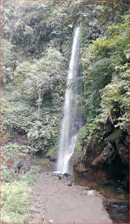 Grenjengan Waterfall Mojokerto