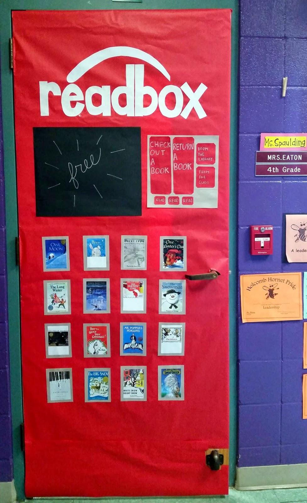 Word Weaver Art: :) My Classroom Door :)