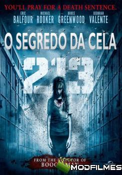 Capa do Filme O Segredo da Cela 213