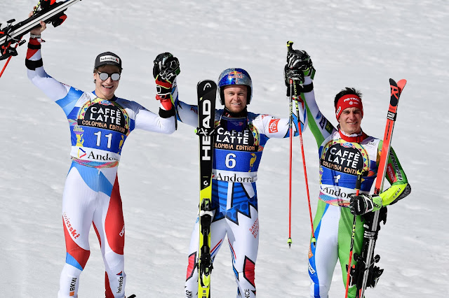 Alexis Pinturault Wins Last GS of the Season in Soldeu