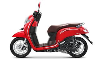 Harga Honda Scoopy di Bali