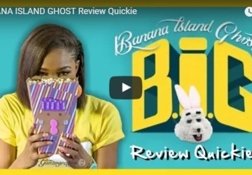 """Watch Delphine Okobah's Review Quickie of """"Banana Island"""