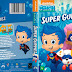 Capa DVD Bubble Guppies Super Guppies