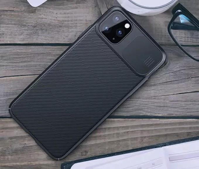 【iPhone 11 專用】Nillkin 滑蓋手機殼 特設鏡頭保護
