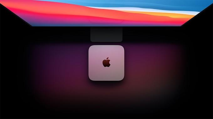 Sorteio de um Mac Mini M1