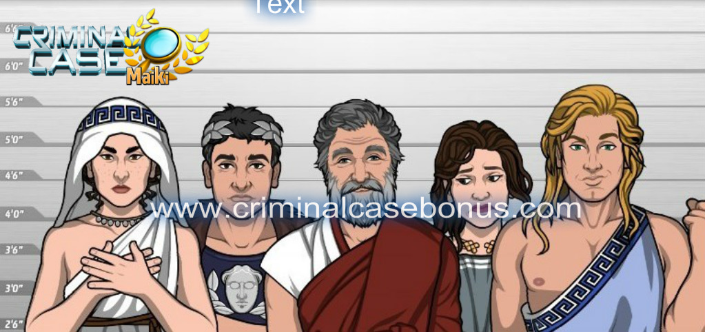 Cc News Season Six Of Criminal Case Quot Travel In Time