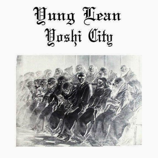Yung Lean - Yoshi City (Prod. Yung Gud) - Single Cover