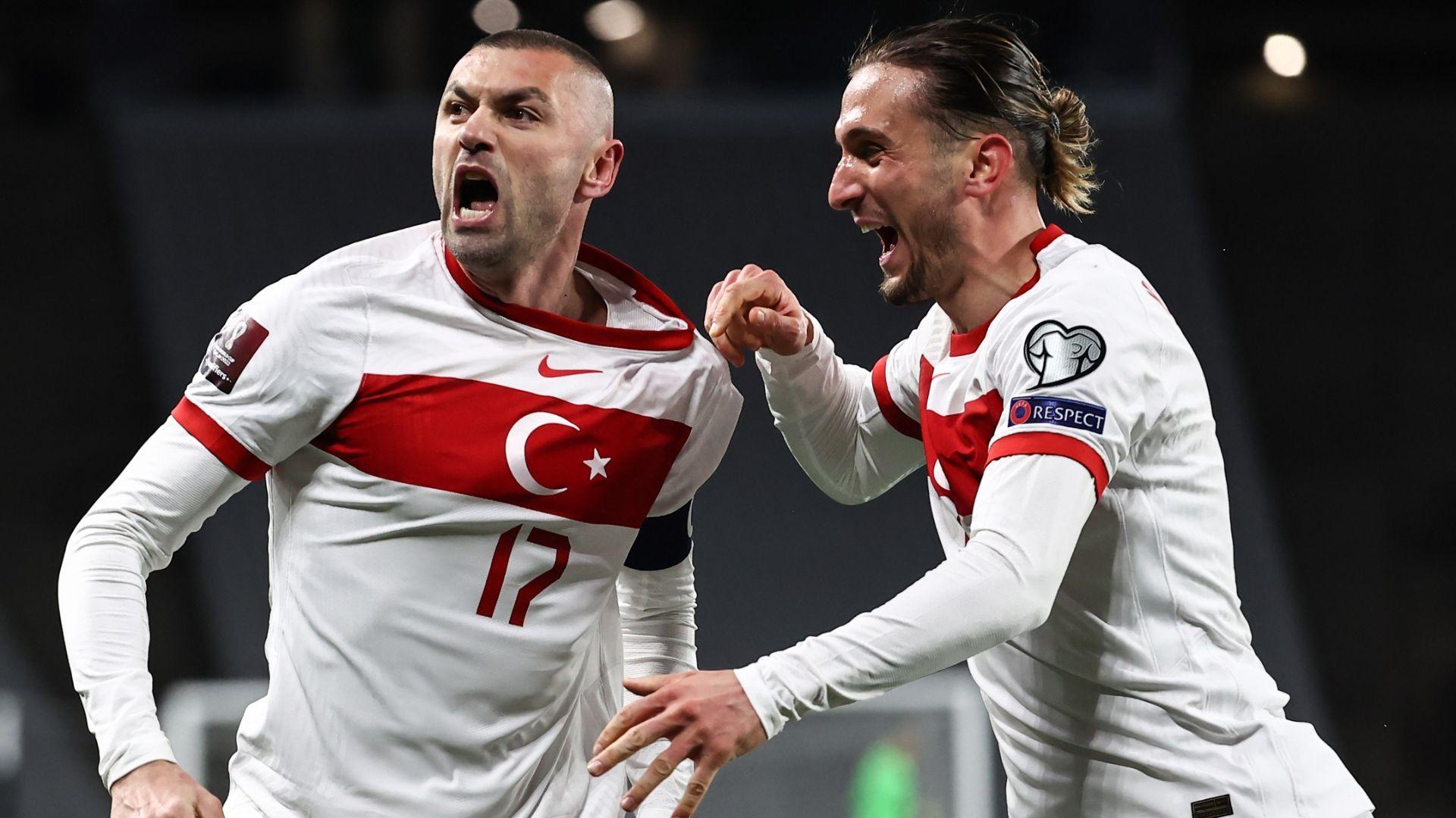 Lille strike duo: Burak Yilmaz and Yusuf Yazici