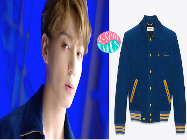 8fb4976a Jungkook is wearing the