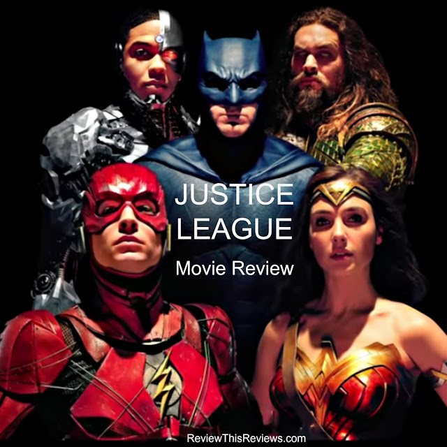 Justice League Movie Reviewed