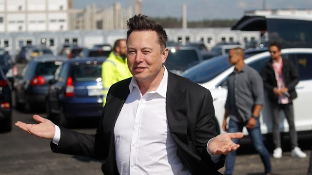 Elun Musk Now World's 2nd-Richest Person- Passes Bill Gates