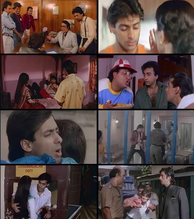 Baaghi A Rebel For Love 1990 Hindi 480p WEBRip