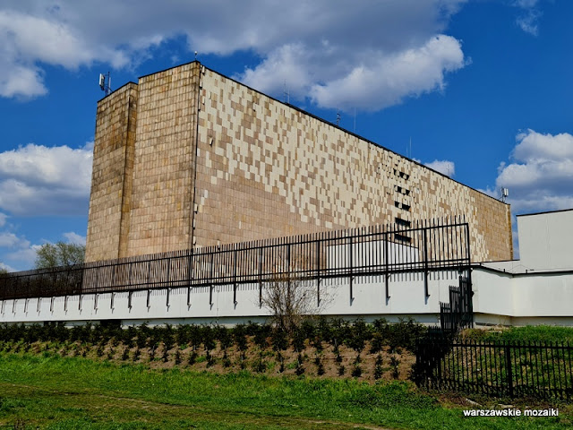 Warszawa Warsaw architektura architecture modernizm biblioteki Śródmieście Stanisław Fijałkowski