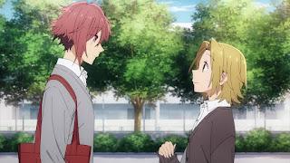 Hellominju.com: ホリミヤ アニメ『柳明音(CV.福山潤)』   HORIMIYA   Yanagi Akane   Hello Anime !