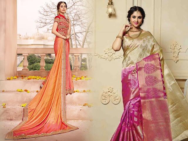 Silk Sarees Manufacturers India