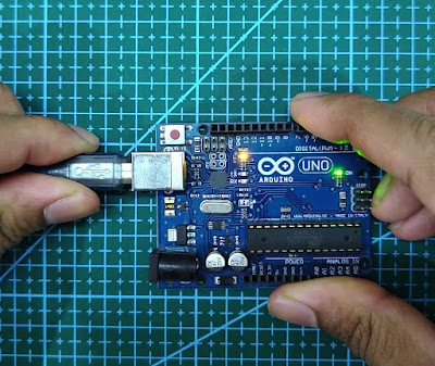How to turn Arduino UNO into ISP