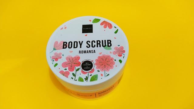 Body Scrub Romansa
