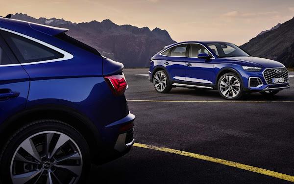 Novos Audi Q5 e Q5 Sportback: pré-venda supera 600 pedidos - Brasil