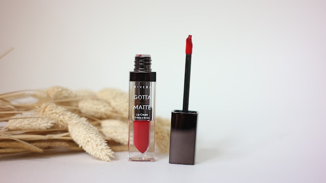 review Rivera Gotta Be Matte Lip Cream