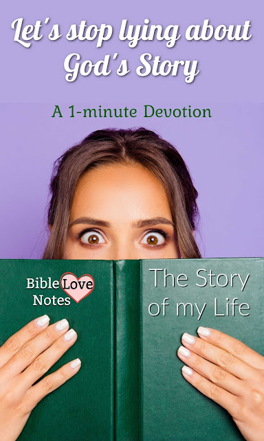 Imagine this situation and it will give you insights into some of the false teachings about God's Word.