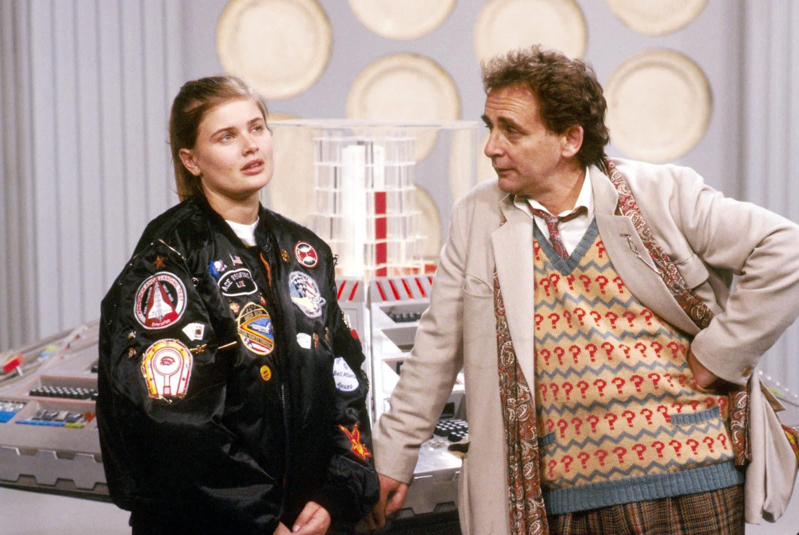 Doctor Who: Time Crash: Doctor Who (1963) Season 26 ...