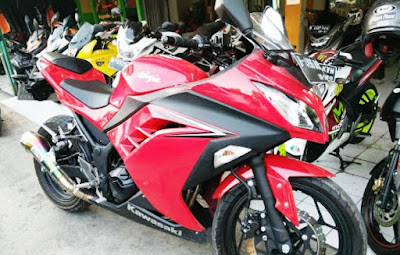 tempat jual neli motor bekas Beksi kota - Bekasi kabupaten