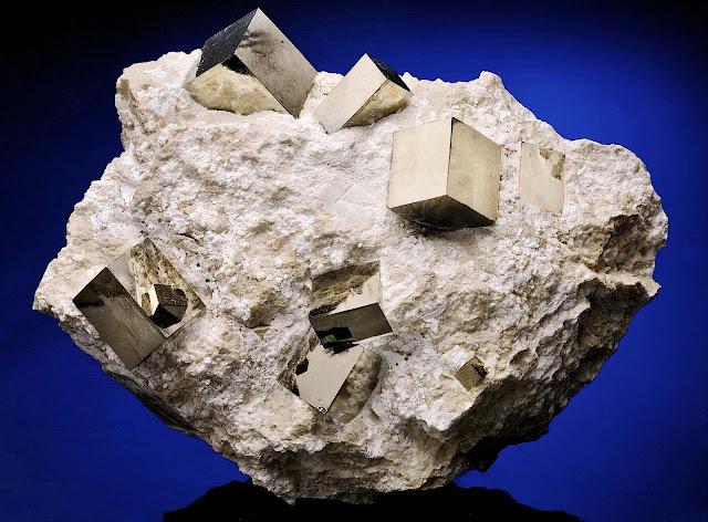 Pyrite photograph