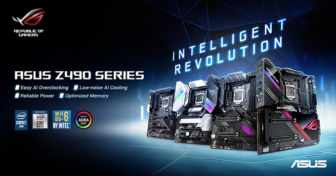 ASUS Z490 Motherboards Unleashed