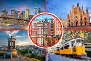 Top 10 Best Cities In The World 2021 Revealed