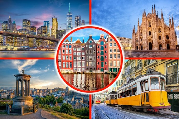 Top 10 Cities In The World In 2021 Revealed