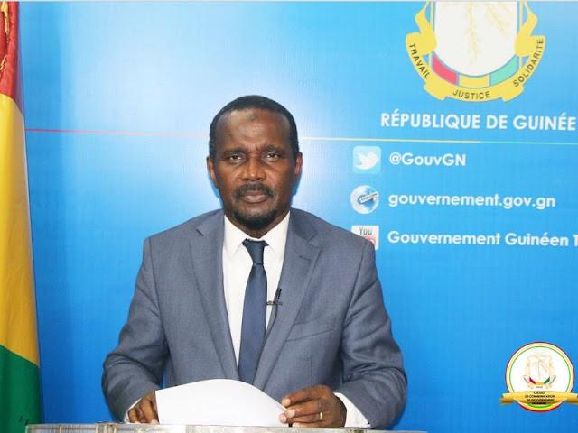 Guinée, Gouvernement: Compte rendu du conseil des ministres du 07 novembre 2019