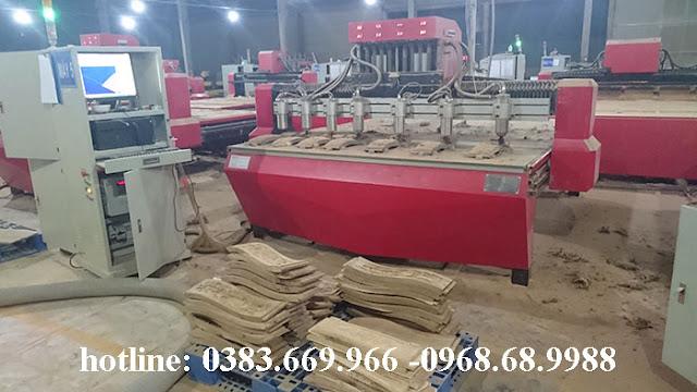 Điểm thu hút khách hàng của máy khắc gỗ Đông Phương