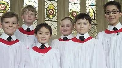 1. The King's College Choir