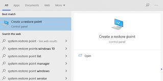 Sistem Geri Yükleme, Windows yazılımınızın dosyalarını ve kayıt defterini daha sonra kullanmak üzere Geri Yükleme Noktaları adı verilen anlık görüntüler olarak kaydederek çalışır . Sisteminizi çalışma durumuna döndürmek için bu geri yükleme noktalarını kullanabilirsiniz.